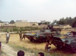 Army Camp in Pind