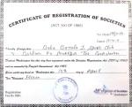 club registration certi